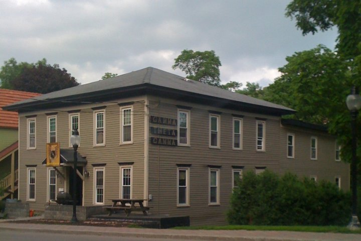 Gamma House