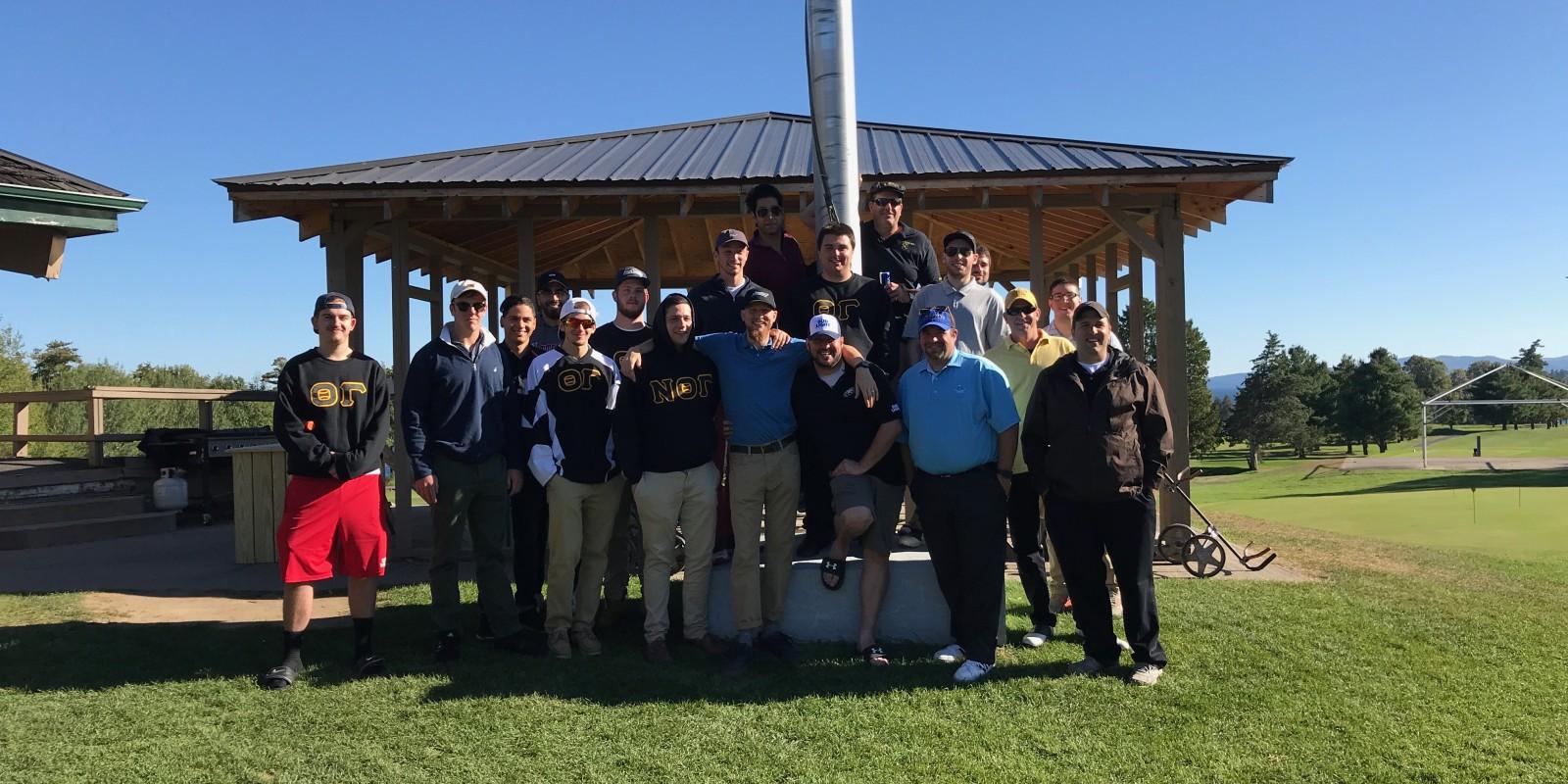 Nu Chapter, Golf Tournament 2017